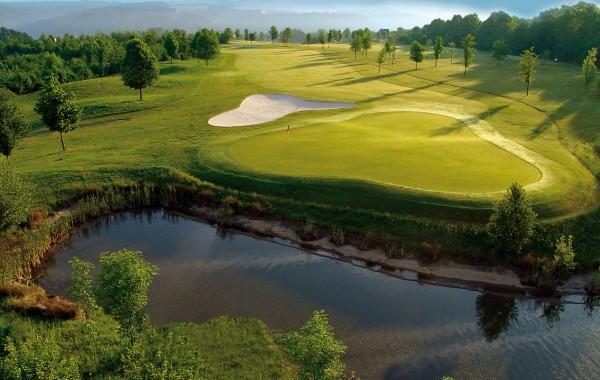 Videoüberwachung für das Golfresort