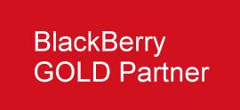 BlackBerry Gold Partner