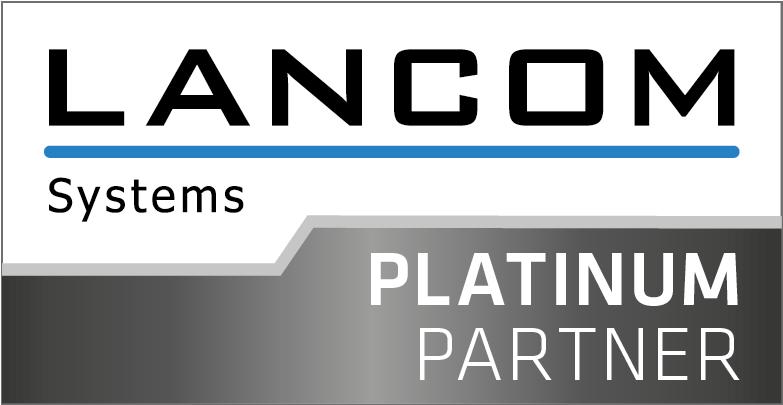 LANCOM Platinum Partner